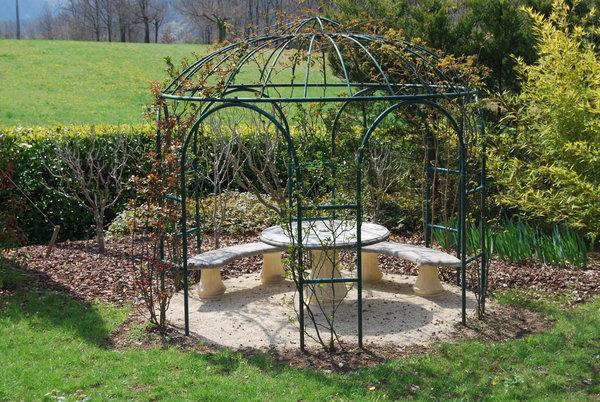 15952 Jardin Classique Kiosque De Jardin Jardin Deco