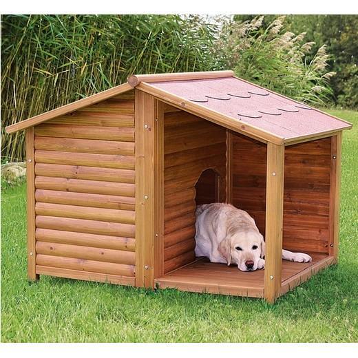 le chien dans la maison ou dehors jardin deco. Black Bedroom Furniture Sets. Home Design Ideas
