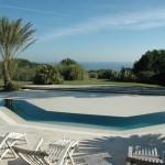 Volet de piscine immergé par Coverline