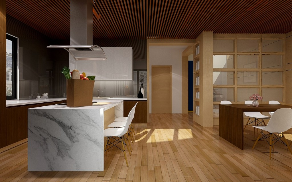Salon, cuisine, salle de bain : les tendances déco du moment ...