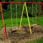 aire de jeux pour enfant